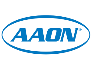 Commercial HVAC rooftop units by AAON