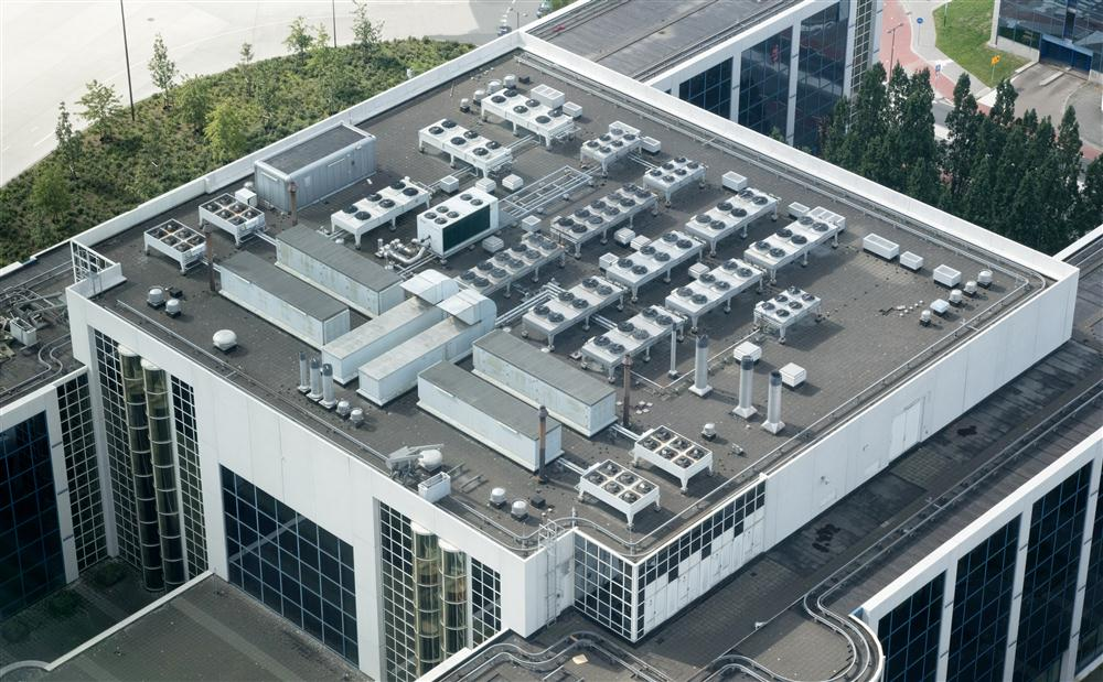 Rooftop HVAC Units for Hospitals
